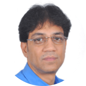 sudip nandy, head of delivery for vertex